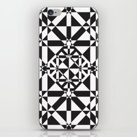 compass iPhone & iPod Skins featuring Compass by Vadeco