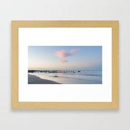 Taranaki Dream Framed Art Print