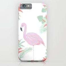 tropical flamingo Slim Case iPhone 6s