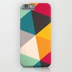 Geometric Triangles Slim Case iPhone 6