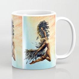 Season of the Legend - Icarus Descending Coffee Mug