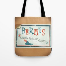Hermes Special Delivery Service Tote Bag