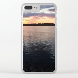 New Horizons Clear iPhone Case