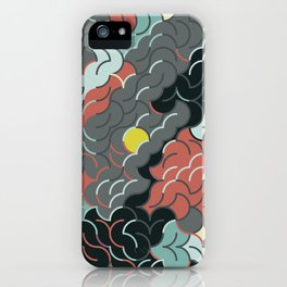Abstract Geometric Artwork 88 iPhone Case