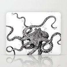 Octopus Laptop & iPad Skin