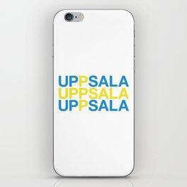 UPPSALA iPhone Skin