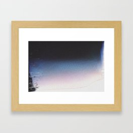 R33L1NG Framed Art Print