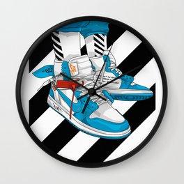 Jordan I Wall Clock