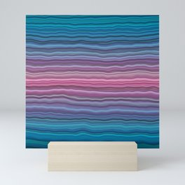 Sediment Mini Art Print