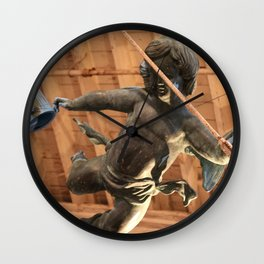 Urban Cherub  Wall Clock