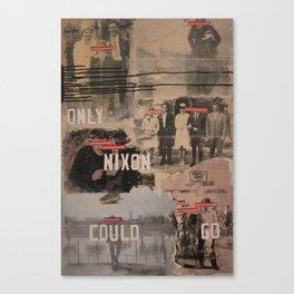 Communist Poster Canvas Print