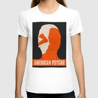 american psycho T-shirts featuring American Psycho by Bill Pyle