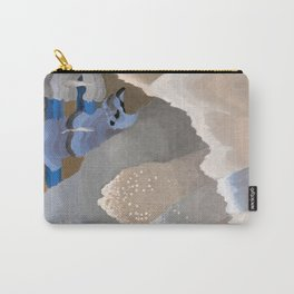 Reaching Waves Carry-All Pouch