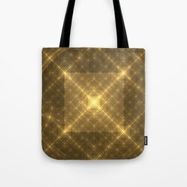 The Peaceful Pyramid Tote Bag