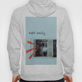exist loudly Hoody