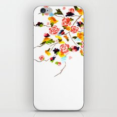Floral Painting iPhone & iPod Skin