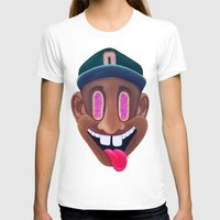 tyler the creator T-shirts featuring Tyler the Creature by kdboiart