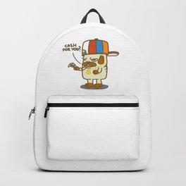 Pug Life Backpack