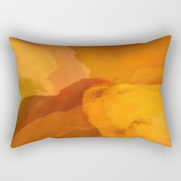 in your warmth Rectangular Pillow