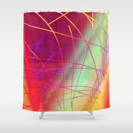 already there. 2b Shower Curtain