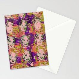 Camera Girl Stationery Cards