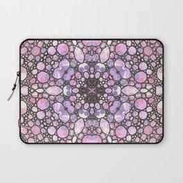 Circle Kaleidoscope Laptop Sleeve