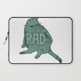 Rad Cat Laptop Sleeve