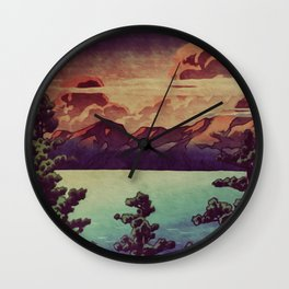 Diving into the Details at Hon Wall Clock