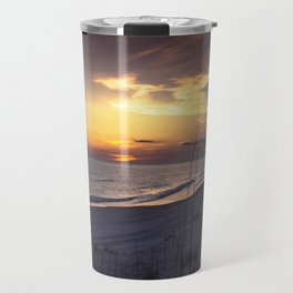 Cape San Blas Sunset  Travel Mug