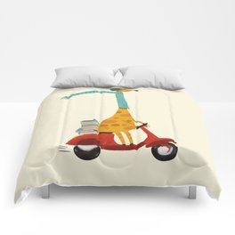college days Comforters