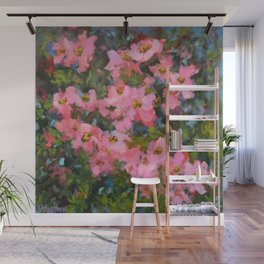 Spring Apple Blossoms Wall Mural
