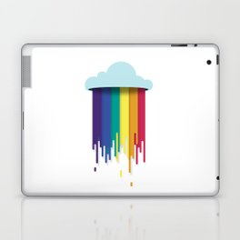 What Clouds Are Made Of Laptop & iPad Skin