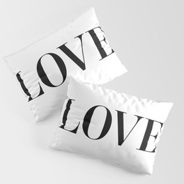 Love Pillow Sham