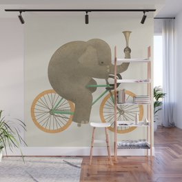 Ride Wall Mural