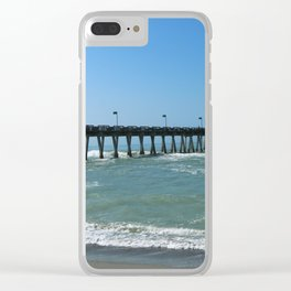 A November Day In Venice Clear iPhone Case