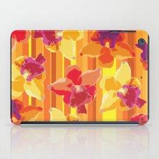 Fluor Flora - Arancio iPad Case