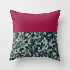 KAMO Throw Pillow