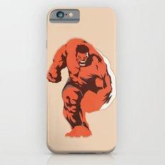 Thunderbolt Ross iPhone 6s Slim Case