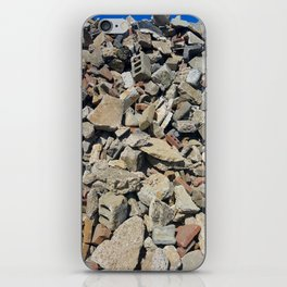 Concrete Bricks iPhone Skin