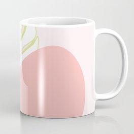 Spring Monstera Coffee Mug
