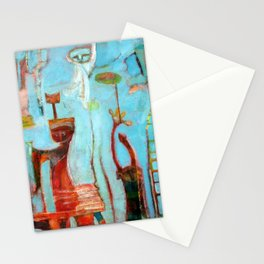 Lazarus Rising Stationery Cards