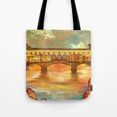 Ponte Nouveau Tote Bag