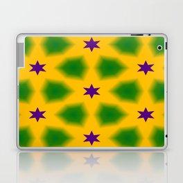 Mardi Gras Stars 3599 Laptop & iPad Skin