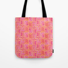 BP 74 Abstract Geo Tote Bag