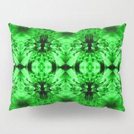 Dandelions Garishgreen Pillow Sham