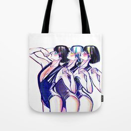 80s Workout Tote Bag
