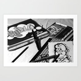 Innovative Energy: GAS Art Print