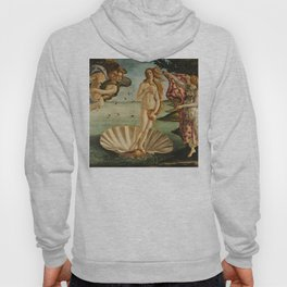 The Birth of Venus (Nascita di Venere) by Sandro Botticelli Hoody