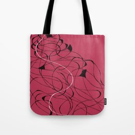 A tangled mess Tote Bag