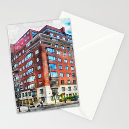 London city art 1 #london #city Stationery Cards